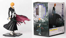 "Anime BLEACH Ichigo Kurosaki 8"" PVC action figure doll Toy Gift New in box"