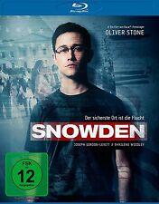 SNOWDEN - Joseph Gordon-Levitt, Shailene Woodley, Nicolas Cage  BLU-RAY NEU