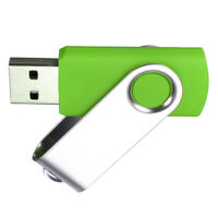 16GB 8GB 4GB USB 2.0 Swivel Flash Memory Stick Pen Drive Storage Thumb U Disk MT