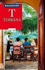 Baedeker Reiseführer Toskana: mit praktischer Karte... | Buch | Zustand sehr gut