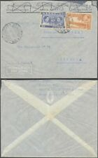 Ethiopia - Air Mail cover to Italy D58