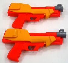 2 Vintage 1987 Gotcha! The Sport Enforcer Paint Ball Guns Pistols Cosplay Tested