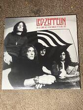 LED ZEPPELIN Live At Fillmore West San Francisco April 24th 1969 Vinyl LP New