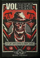 "VOLBEAT PATCH / AUFNÄHER # 3 ""OUTLAW GENTLEMEN & SHADY LADIES"""