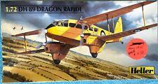 Heller   DeHavilland DH 89 Dragon Rapide   1:72