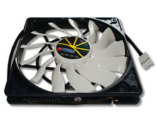 Evercool Titan Extreme Fan Super-Thin Silent 120mm x 15mm 4 Pin PWM Case Fan NEW