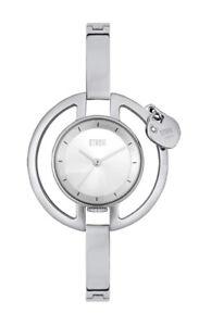 STORM Londres Charmella Reloj Mujer con Plata Cara & 2 Año STORM Garantía