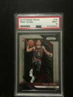 2018-2019 Trae Young Panini Prizm PSA 9 Rookie Investment Card
