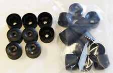 GENUINE VW GOLF PASSAT POLO TOURAN SHARAN SEAT WHEEL NUT BOLT PLASTIC COVERS