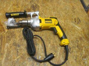 DEWALT 1/2 in. 10 Amp Variable Speed Drill DWD210G ( LOT DDD)
