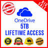 Onedrive 5TB Drive Storage Lifetime Account Fast Instant Delivery Best Price