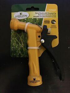Yellow Metal Trig Spray Nozzle 5-1/2in,No GA711-Y3L,  Landscape Select nozzel