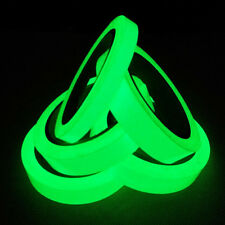 Luminous Tape Waterproof Self-adhesive Glow In The Dark Safety Stage Home De FR