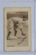 1923 Willards Chocolates V100  Norman Tony Boeckel Boston Braves