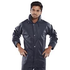 B-Dri Weatherproof Super B-Dri Jacket with Hood XL Navy Blue