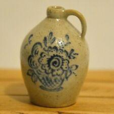 Jane Graber Stoneware Dollhouse 1:12 Jug