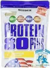 Weider Protein 80 plus Citrus-quark Pulver 500g