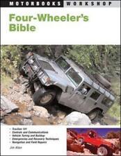 LAND ROVER Four-Wheeler's Bible LIFT KIT 4X4 ROCKCRAWLING TIRES BOOK