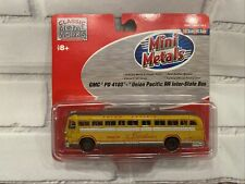 Classic Metal Works 32105 HO 1950s PD 4103 Intercity Bus - Union Pacific rare.