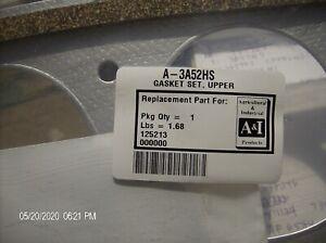 3A52HS GENUINE UPPER GASKET SET
