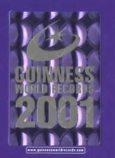 Guinness World Records 2001 By GUINNESSWORLD RECORDS