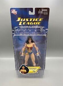 DC Direct Justice League 1 : Wonder Woman Series 1 Action Figure MISSING STAND