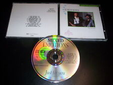 Mixed Emotions ‎– Just For You CD Electrola ‎– 18970 4 Europe 1988