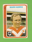 1979 EASTERN SUBURBS ROOSTERS RUGBY LEAGUE CARD #29 MARK HARRIS