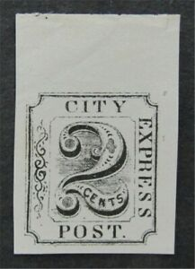 nystamps US Local Post Stamp Unlisted   L30x1284