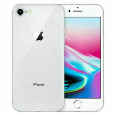 NEW Factory UNLOCKED iPHONE 8 64GB AT&T T-MOBILE SILVER