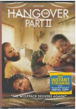 HANGOVER 2 (DVD, 2011, Includes Digital Copy) NEW