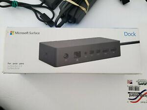Microsoft Surface Docking Station 1661 + Power Adapter