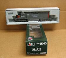 Kato 37-01D HO Southern Pacific SD40 #7360