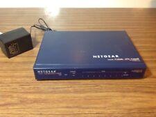 Netgear FVS318 – ProSafe VPN Firewall with 8-Port 10/100 Switch & Power Adapter