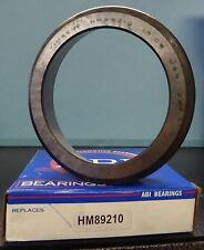 BRAND NEW ABI REAR INNER PINION BEARING RACE HM89210 FITS LISTED VEHICLES