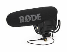Rode VideoMic Pro with Rycote Lyre Shockmount - Black
