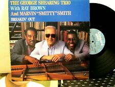 George Shearing Trio Lp w Ray Brown Marvin Smitty Smith Ex Disc