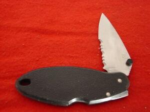 Buck USA Made 430 QUEST Lock Blade 1999 Lockback Knife MINT