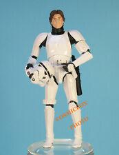 Figurine Hans Solo déguisé en Stromtrooper STAR WARS action figure Black Series