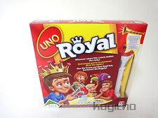NEUF / embal. origine Mattel jeux CGH10 - UNO Royal Jeu de cartes société Jouet
