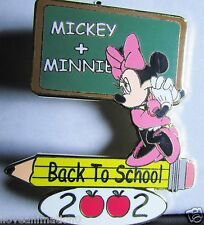 Disney Auctions Back To School Minnie Mouse Le 100 Pin