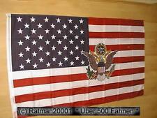 Fahne Flagge USA Präsident - 90 x 150 cm