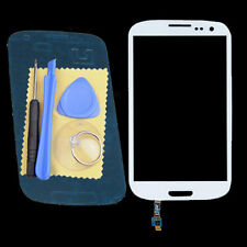 Front Touch Screen Glass Lens Digitizer For White Samsung Galaxy S3 III i9300