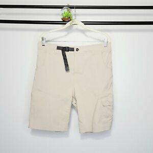 Gerry On The Go Adventures Men's Tan Activewear Cargo Shorts Size 34