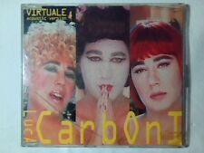LUCA CARBONI Virtuale cd singolo