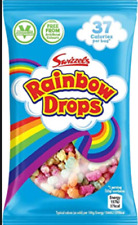 Small Rainbow Drops Bag Swizzels Matlow Sweets Party Bags Candy