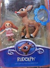 Vintage Rudolph with Misfit Doll - Memory Lane Collection 2002