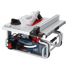 Bosch Small Table Saw Bench Portable Jobsite Compact Electric 15 Amp 10 inch