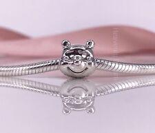 New Genuine Pandora Silver Disney Winnie The Pooh Portrait Charm 791566