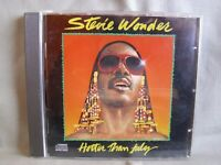 Stevie Wonder- Hotter than July- Made in France by PMDC